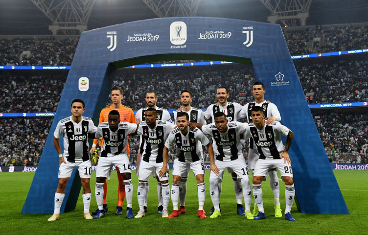 8° Superkup Italije / 16. januar 2019.