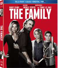 The Family (2013) Hindi Dubbed 300mb 480p WEBHD