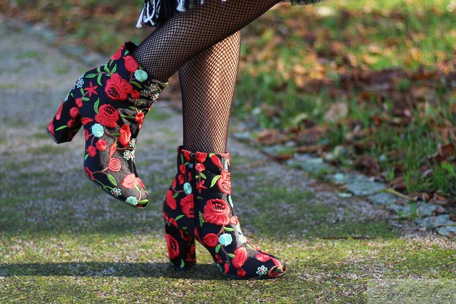 buty w hafty