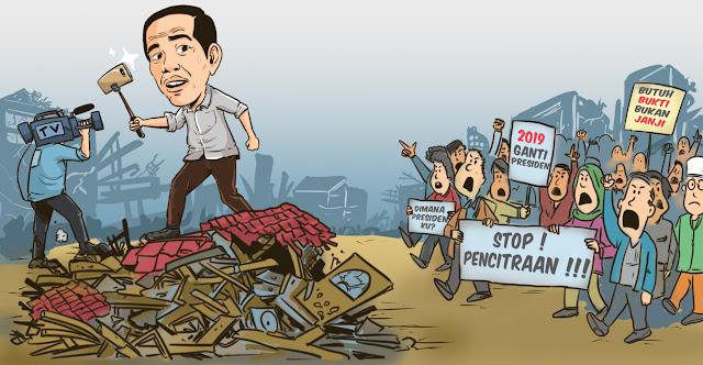 Lawan Jokowi itu Bukan Prabowo
