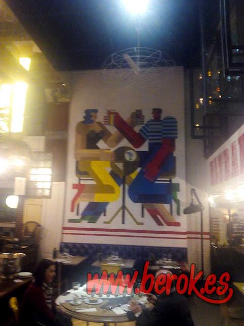 Graffitis para restaurantes
