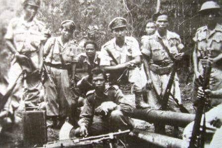 40 Pejuang Kompi Gagak Lodra Gugur Sebagai Kusuma Bangsa