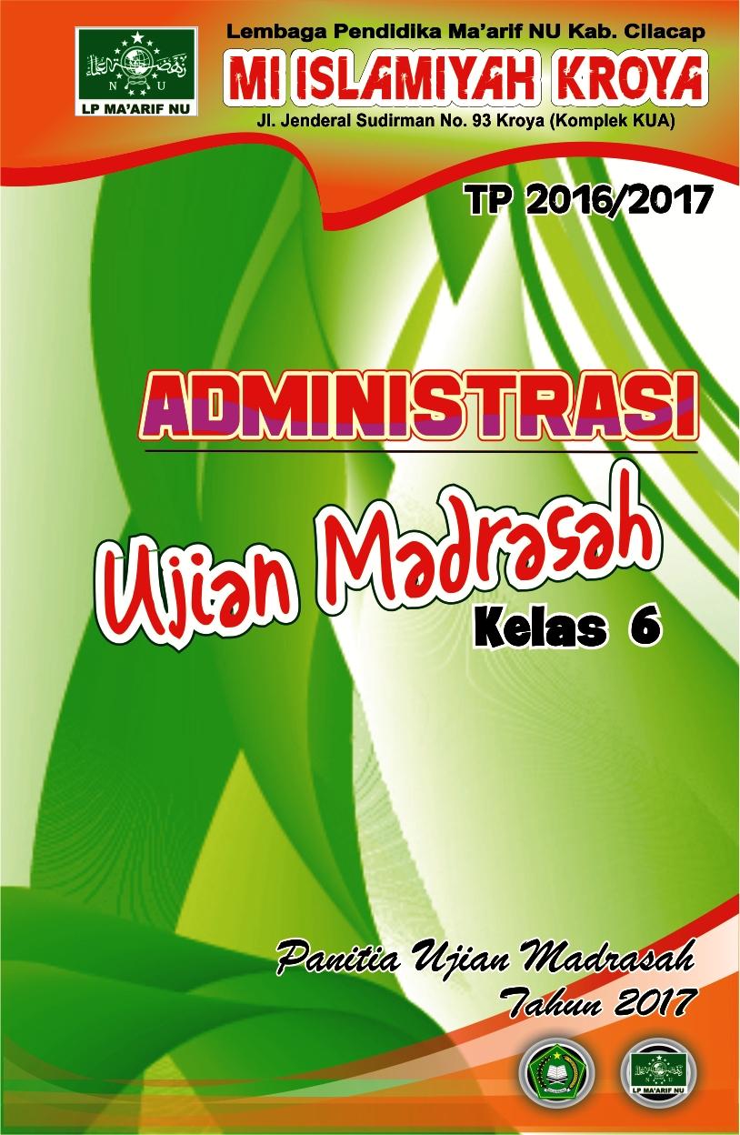 Ujian Madrasah 2017 Mi Kroya