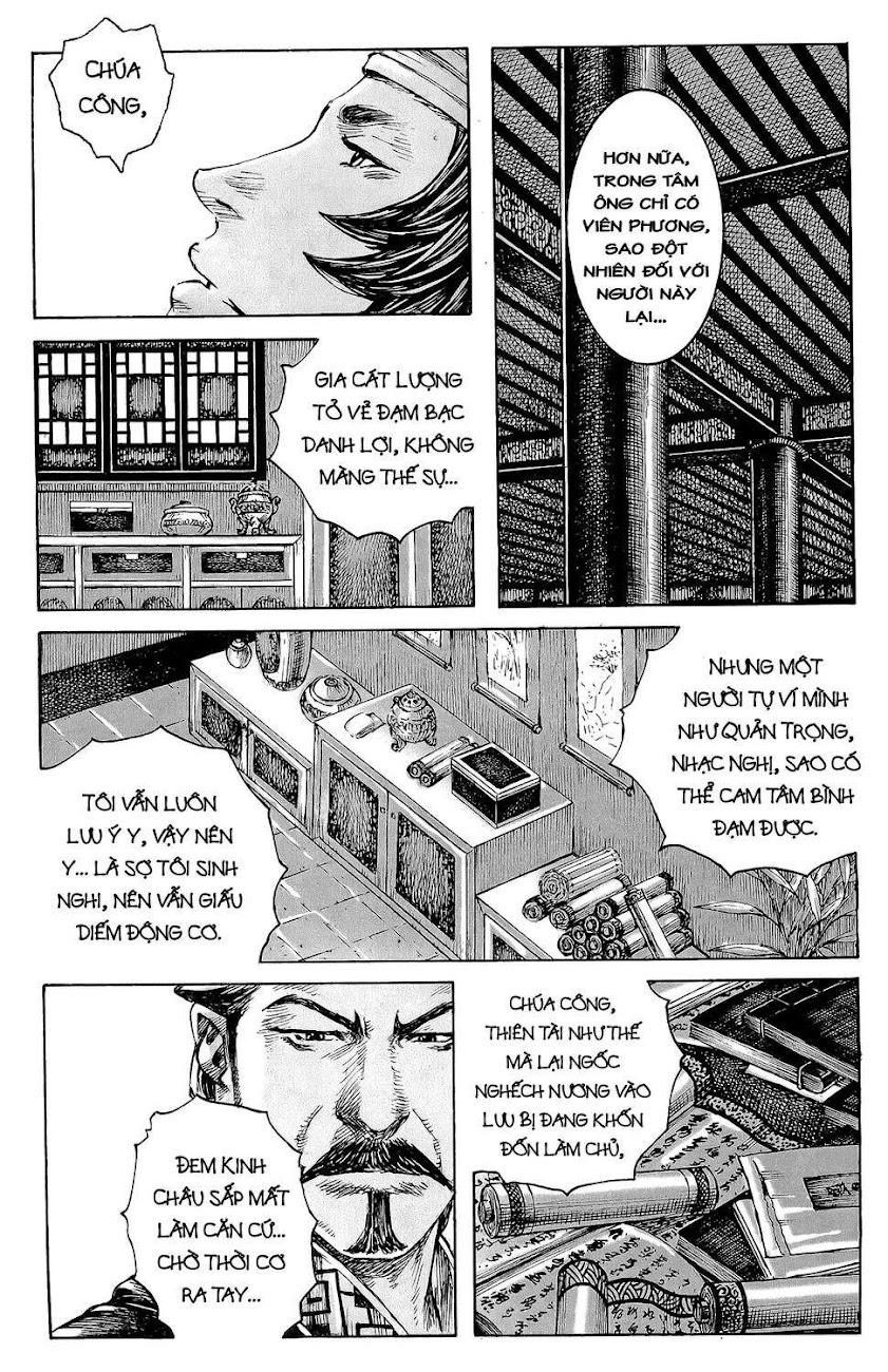 Hỏa phụng liêu nguyên Chương 371: Bất bại cường kế [Remake] trang 19