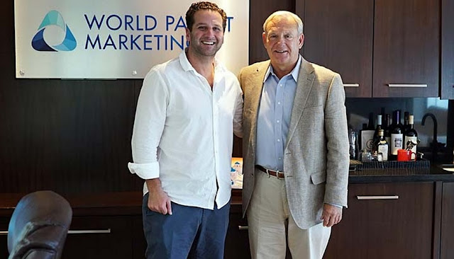 PR | Ambassador Dell Dailey meets with World Patent Marketing CEO Scott J. Cooper