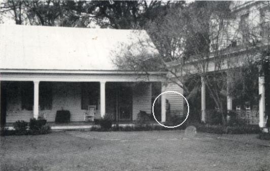 Myrtle's Plantation Ghost