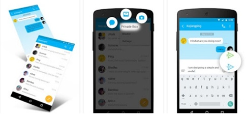 Aplikasi SMS Ringan