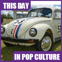 The Volkswagon Beetle became the world's best-selling car in 1972.