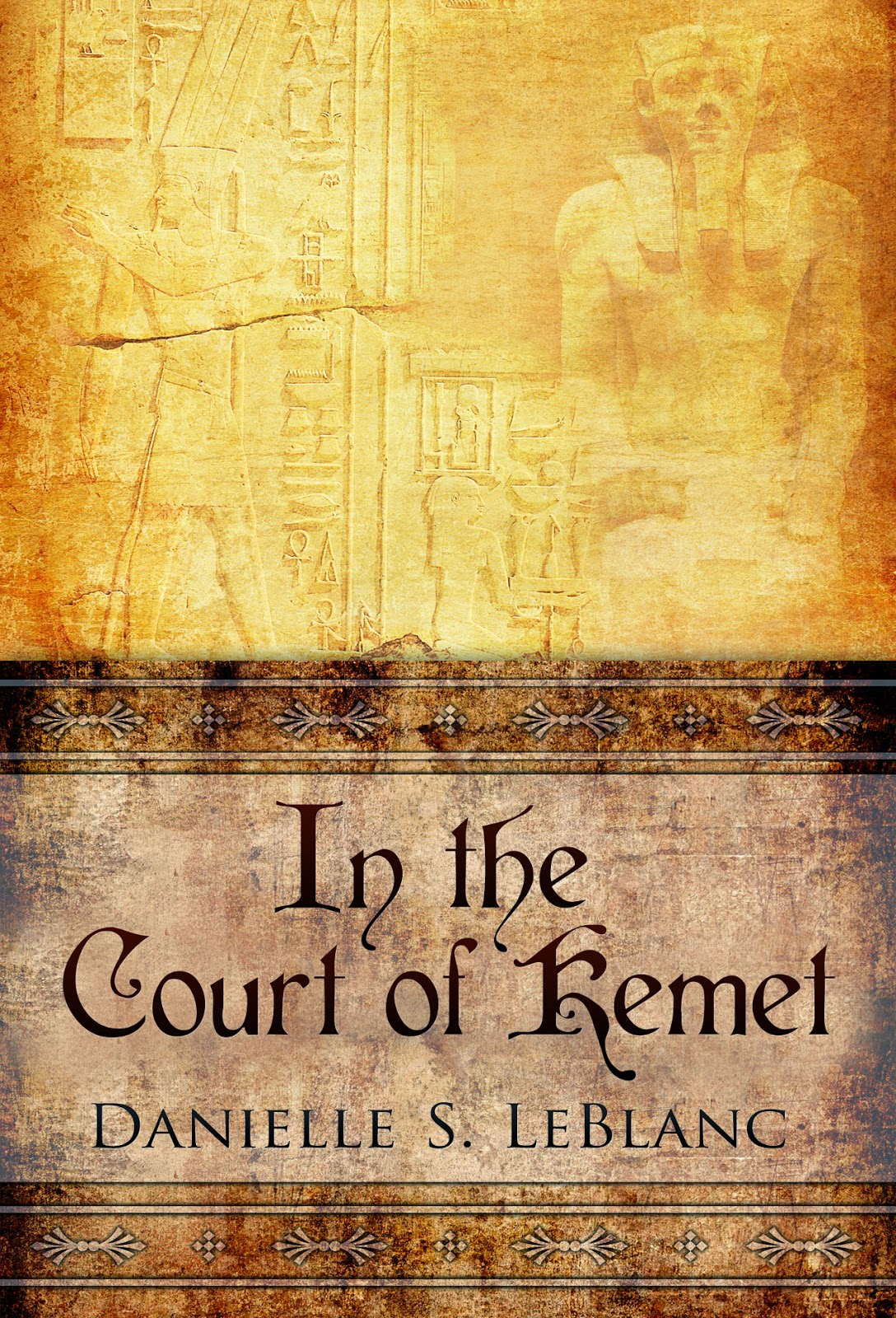 http://www.amazon.com/Court-Kemet-Ancient-Egyptian-Romances-ebook/dp/B00NW6EX0C/ref=sr_1_1?ie=UTF8&qid=1412361838&sr=8-1&keywords=In+the+Court+of+Kemet