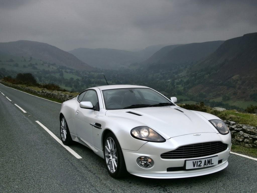 2014 Aston Martin Vanquish Widescreen