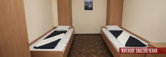 В Одесі збудований гуртожиток для контрактників ВМСУ