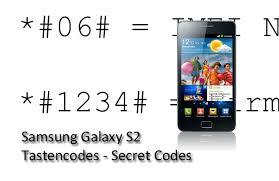 Samsung Galaxy Secret Code ~ Apps - Apk - Android