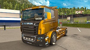 Scania Illegal V8 Fat