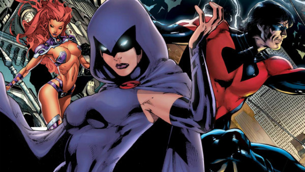 The Titans live-action television series Gets Production Date.