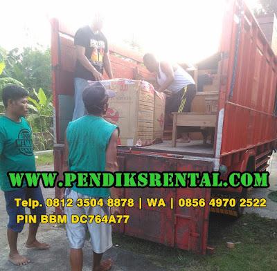 Angkutan Truk di Surabaya