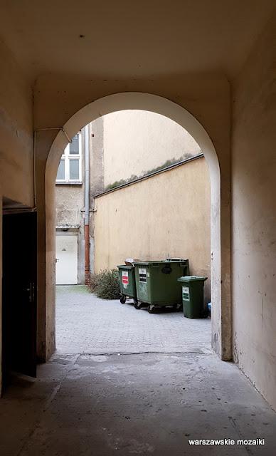 Warszawa Warsaw Wola architektura Towarzystwo Przyjaciół Dzieci kamienica