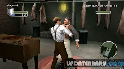link game Game The GodFather Mob Wars ISO HighCompress For PPSSPP Android