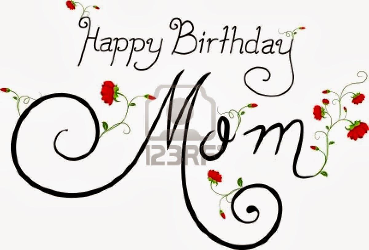 Sunshine Happy Birthday Mom