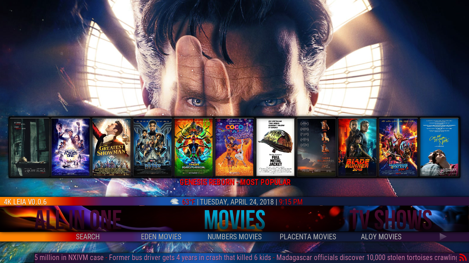 how to download movies from genesis reborn 2018