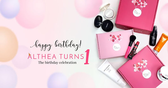 AltheaTurns1 | Happy Birthday Althea