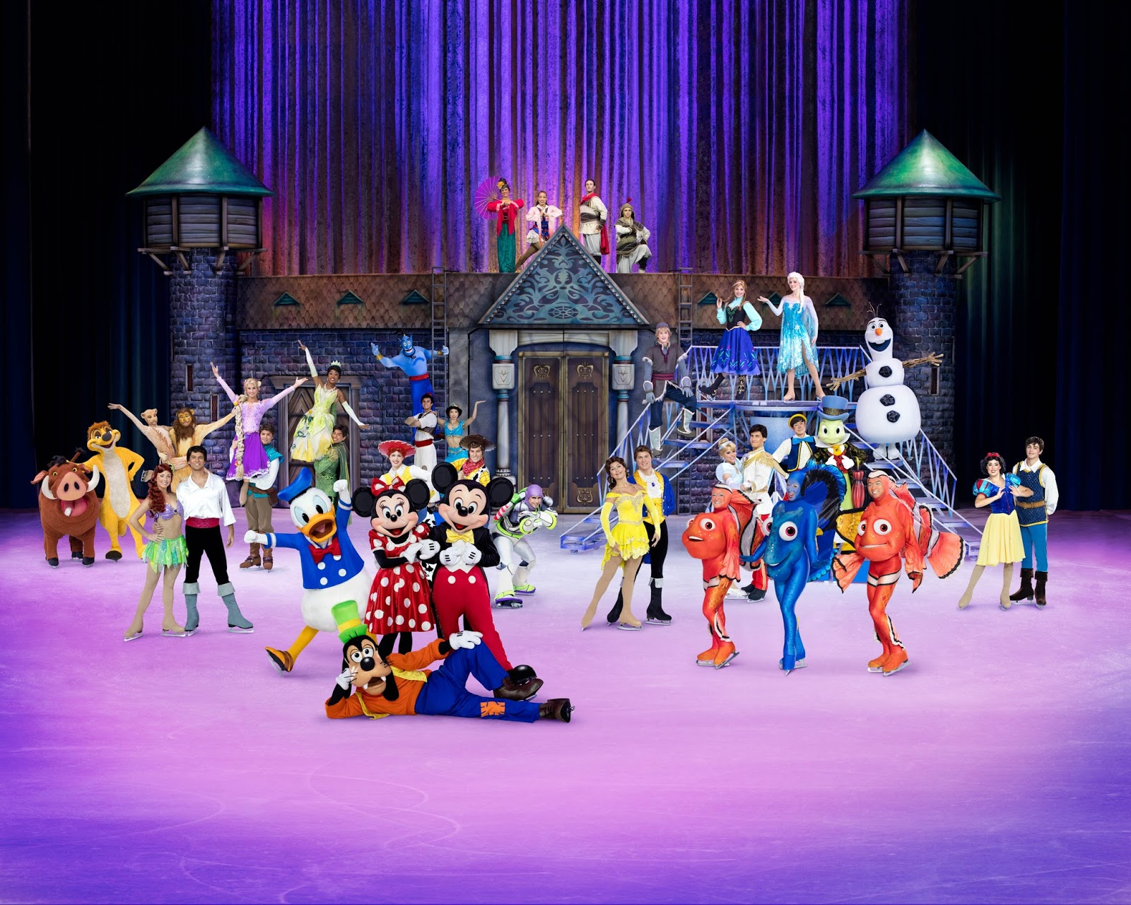 Disney On Ice 100 Years of Magic The Mommyhood Life