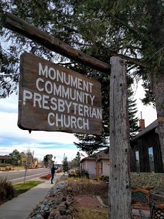 Monument Community Presbyterian Church, Monument, Colorado
