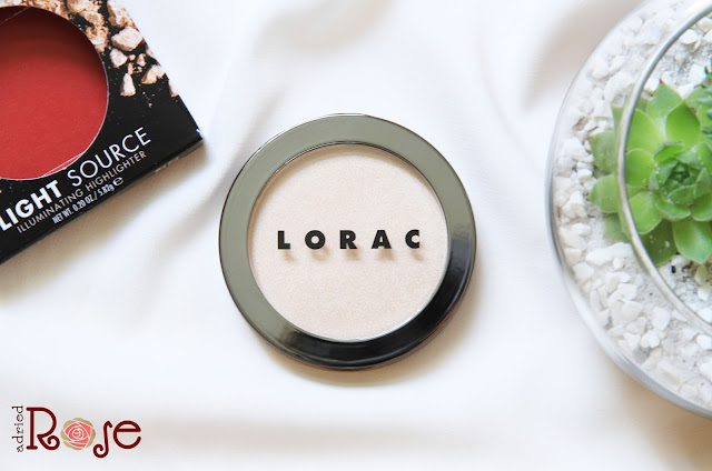 Lorac Light source Illuminating Highlighter #Star light