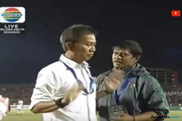 Ogah Salaman dengan Indra Sjafri, Pelatih Vietnam U-19 Bisa Menyesal