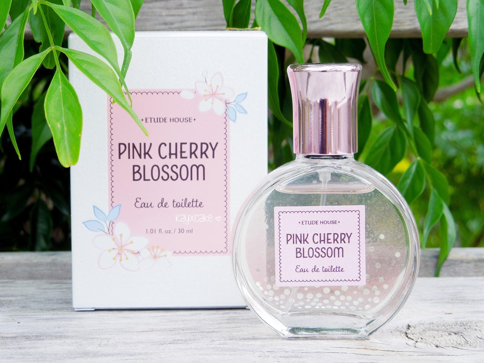 Etude House Pink Cherry Blossom Eau De Toilette