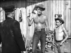 chuck connors and johnny crawford relationship