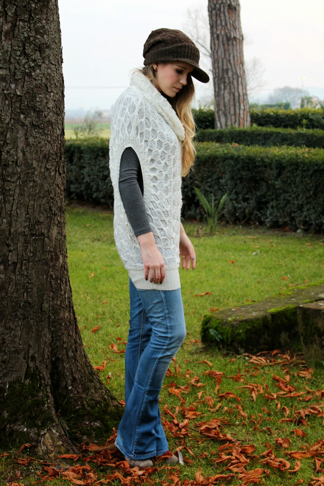 cape sleeve sweater forever 21