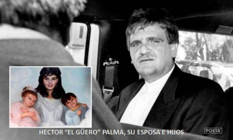 """Así fue el asesinato de la familia de """"El Güero"""" Palma"""