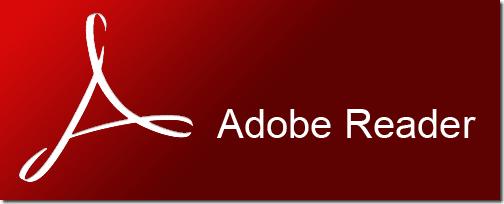 تحميل برنامج Adobe Reader لفتح ملفات pdf بى دى اف مجانا