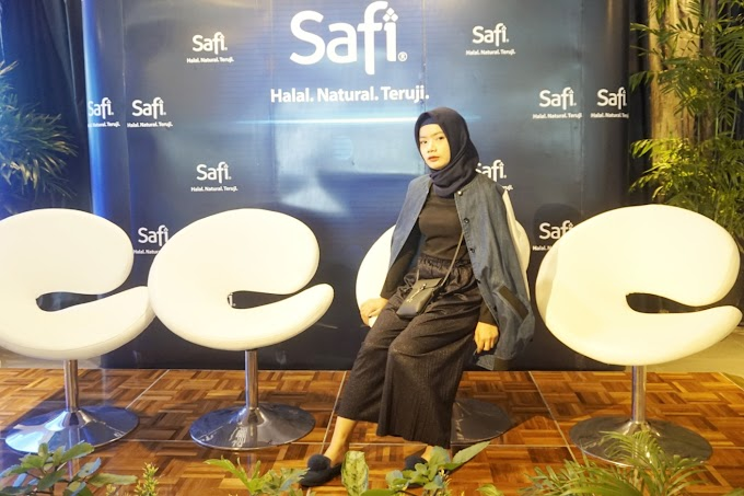 Event Report Safi - First Impression Safi White Expert & Safi Hair Expert Series