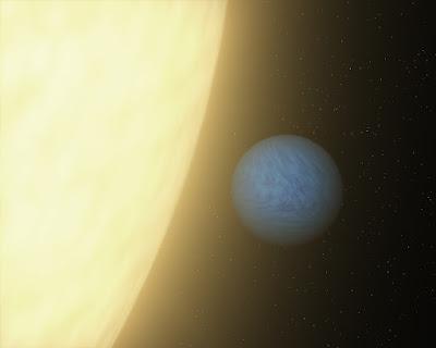 LP415-17b, una supertierra a 267 años luz de la Tierra