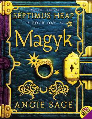 yang menjadi Penyihir LuarBiasa ketika itu Septimus Heap: Magyk  Buku 1 Karya Angie Sage