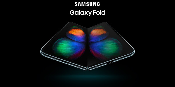 Samsung Galaxy Fold officially announced