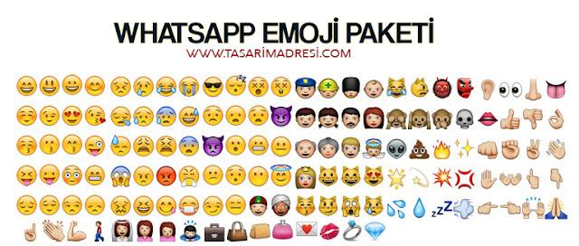 Whatsapp emoji png, Whatsapp emoji indir