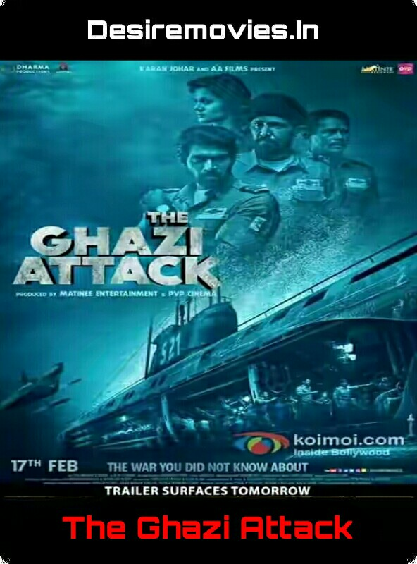 The Ghazi Attack film in hindi dubbed download