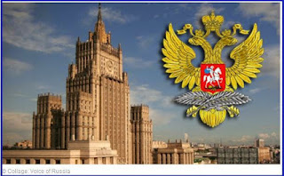 ρωσικό υπουργείο των Εξωτερικών