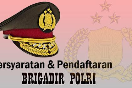 Pendaftaran Secaba POLISI