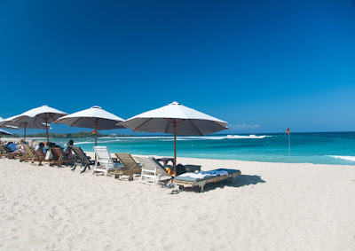Wisata Pantai Slopeng di Madura