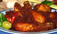 Resep Special Ayam Goreng Bumbu Lengkuas