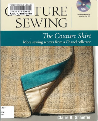 Télécharger Livre Gratuit Couture Sewing - The Couture Skirt, more sewing secrets from a Chanel collector pdf