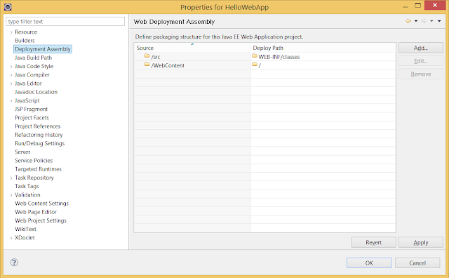 How to add maven dependency in Eclipse Web project
