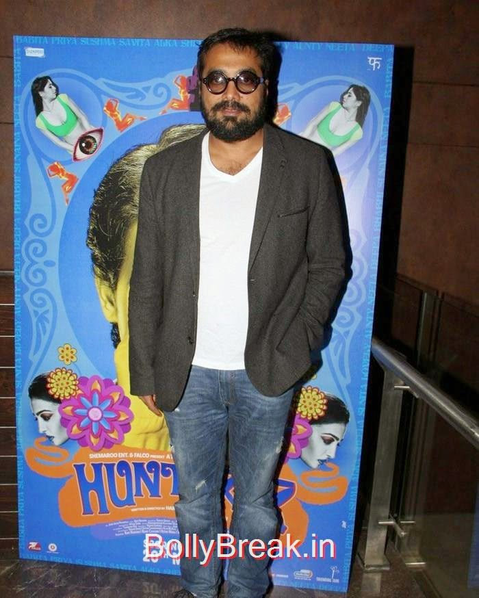 Anurag Kashyap, 'Hunterrr' Movie Music Launch Photo Gallery