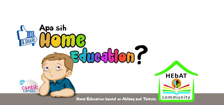 Pendidikan di Rumah