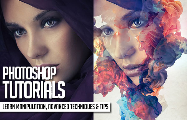 33 New Photoshop Photo Manipulation Tutorials for Photo Effects
