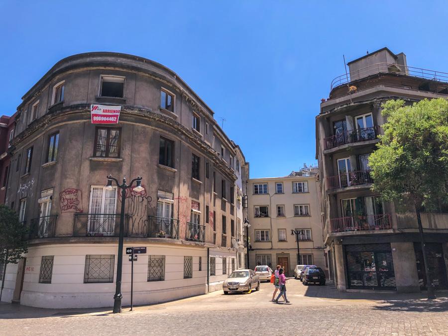ArchitecTour | Barrio Lastarria