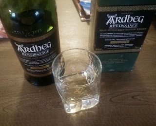 Ardbeg for a Saturday night